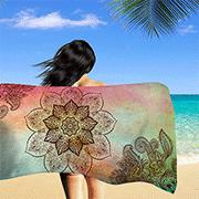 Mandala Towel picture